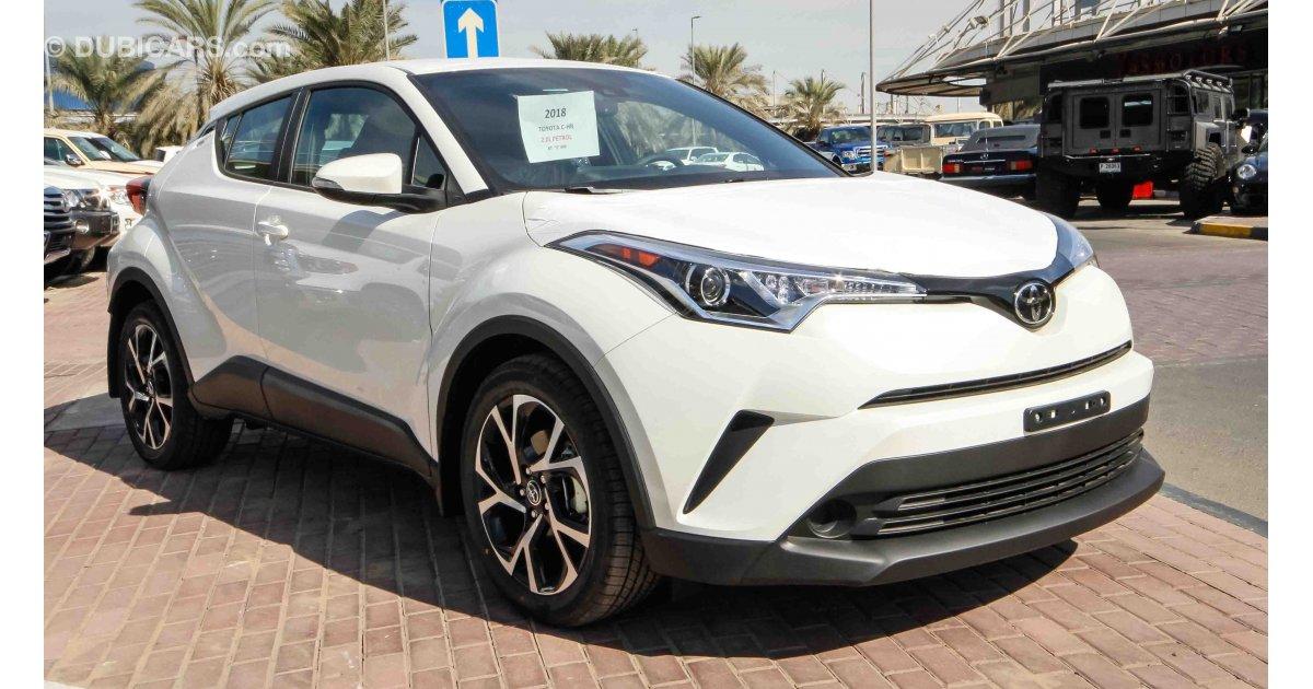 Toyota Chr Specs >> Toyota C-HR 2.0L for sale. White, 2018