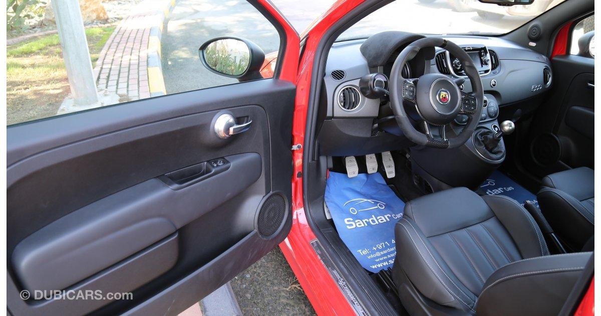 Fiat 500 Abarth Competizione 595 For Sale Aed 135 000