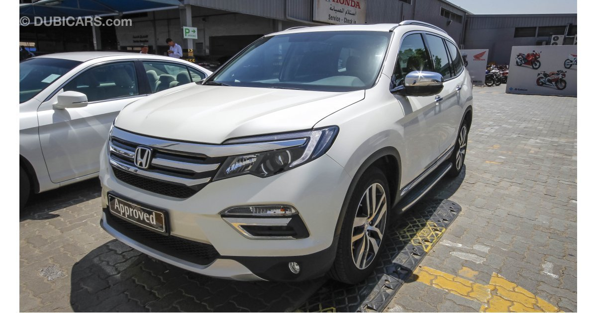 Honda pilot for sale white 2016 for Honda crv 2016 white