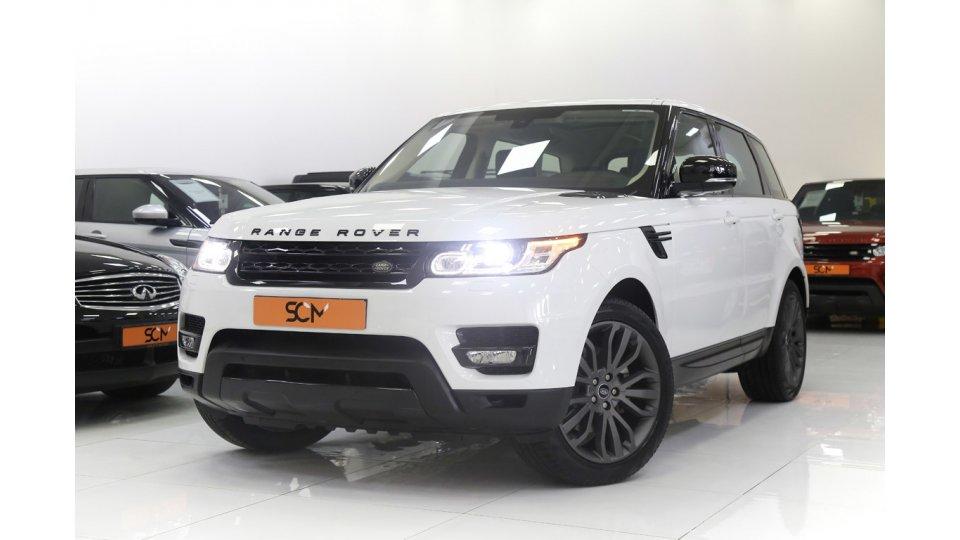 Land Rover Range Rover Sport Hse 3 0l V6 Supercharged