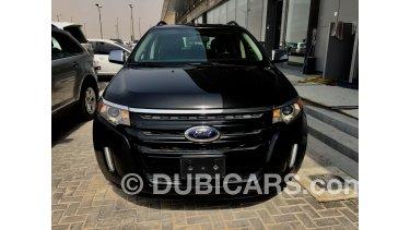 Ford Edge Ford Edge Sel Gcc
