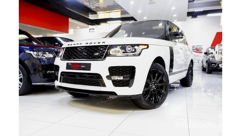 Range Rover Used For Sale >> Land Rover Range Rover Vogue HSE SVO KIT WITH WARRANTY ...