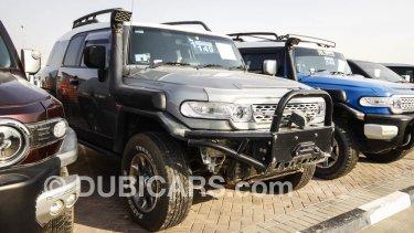 Toyota FJ Cruiser right hand drive petrol as new