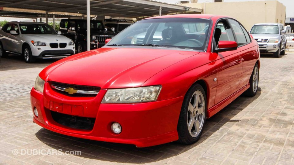 Used Rolls Royce For Sale >> Chevrolet Lumina S for sale: AED 7,000. Red, 2006