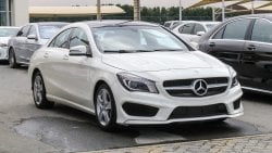 Mercedes-Benz CLA 250 4 Matic، One year free comprehensive warranty in all brands.